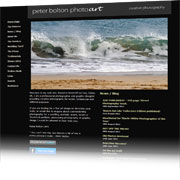 peterboltonphotoart.com website